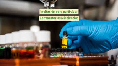 CONVOCATORIAS MINCIENCIAS IIPA-2020